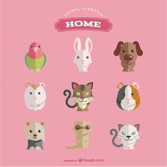 http://www.freepik.com/free-vector/pet-animals-set_719861.htm