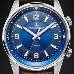 Jaeger-LeCoultre  #JLCSIHH: The Jaeger-LeCoultre Polaris Automatic features two crowns, one to activate the rotating bezel, the other one for time setting true to the tool-watch character. #JaegerLeCoultre #JaegerLeCoultrePolaris #MadeOfMakers #SIHH #SIHH2018 #井柏然日内瓦之行 #积家SIHH