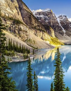 See the beauty of the Canadian Rockies when you visit Banff National Park in Alberta #GrouponGetaways