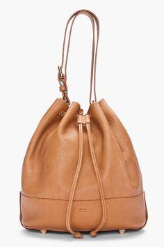 bucket bag A.P.C.