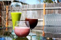 Centrifugati di frutta e verdura, un vero toccasana per la salute: 3 ricette