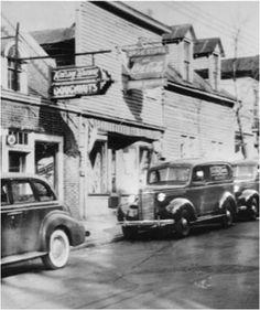 1930's Krispy Kreme in Old Salem.