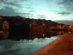 Contrast, Stromness, Orkney Islands, Scotland