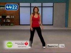 Cold weather? No excuse. Keep it warm with a Leslie Sansone workout.