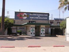 Sam Lynn Ballpark, Bakersfield, CA