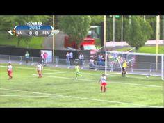 Sounders Women 4 - 0 LA Strikers