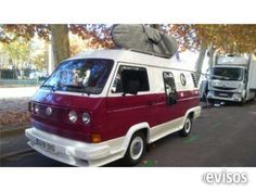 Volkswagen T3 Multivan 2.0 GI  Vw T3 EXCLUSIVA del 89, homologacion vivienda, itv anual,  ..  http://madrid-city.evisos.es/volkswagen-t3-multivan-2-0-gi-id-684116