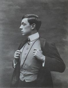 Cautin et fils - Roger Boutet de Monvel 1904