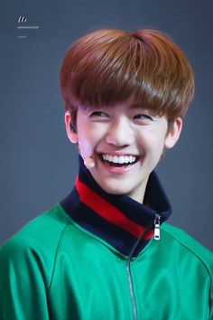 OMG ~I Love His Smile
