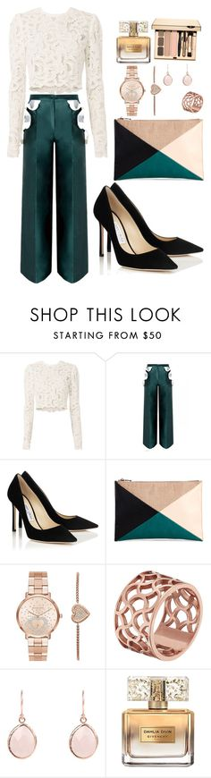 """Nice"" by lizz-med ❤ liked on Polyvore featuring A.L.C., Sole Society, Michael Kors, Tartesia and Givenchy"