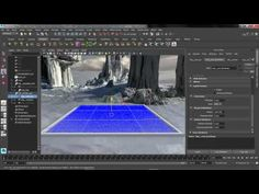 Autodesk Maya 2015: Bifrost Procedural Effects Platform Part 1 - YouTube