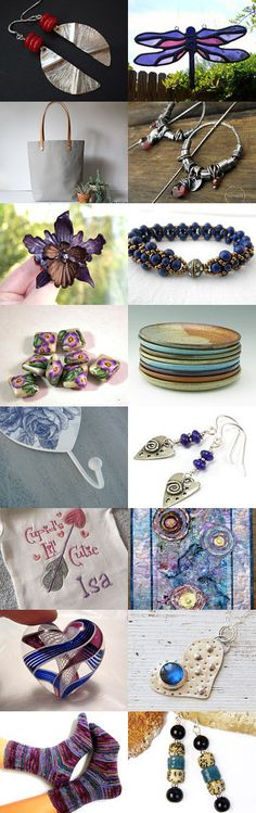 Winter Shopping Finds! by Jo P on Etsy--Pinned with TreasuryPin.com