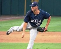 Skeeters add reliever Garrett Parcell to roster before heading onto the road