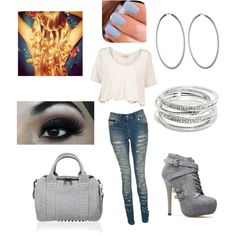 """""""Sin título #52"""" by l-p-g on Polyvore"""