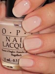 OPI Mimosas for Mr. Mrs. - Click image to find more Hair & Beauty Pinterest pins