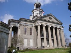 Old Warren County Courthouse (Vicksburg, Mississippi) by courthouselover, via Flickr