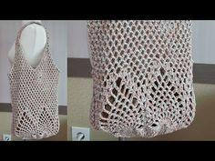 Net Bag, Crochet Videos, Market Bag, Diy And Crafts, Coin Purse, Crochet Patterns, Knitting, Poufs, Crochet Bag Tutorials