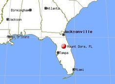 ... Florida, Map, The Florida, Location Map, Peta, Maps