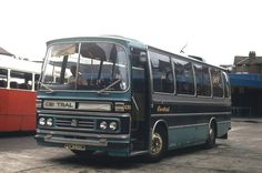 Bus Coach, Coaches, Image, England, Trainers