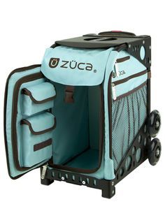 Zuca Sport - perfect doula bag because it keeps your stuff organized AND its a spare seat!