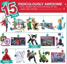 Shop Your Way Fab 15 Prize Pack Sweepstakes