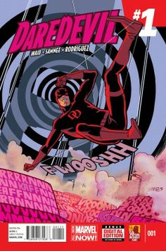 """EXCL. PREVIEWS: Waid & Samnee's """"Daredevil"""" #1, Hickman & Bianchi's """"New Avengers"""" #15 - Comic Book Resources"""