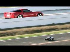 #rcxceleration #rccars RC Cars vs Real Cars - YouTube