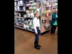 Have you heard the Yodelling Walmart Boy? Walmart Kids, Walmart Stores, Mason Ramsey, Lovesick Blues, Boy Meme, People Come And Go, Trending Videos, Beautiful Voice, Kids Videos