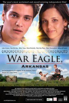 War Eagle, Arkansas.  Shot in NW, Arkansas