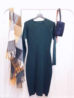 #szafanaulicy #zima2019 #zima Casual, Sweaters, Dresses, Fashion, Vestidos, Moda, Fashion Styles, Sweater, Dress