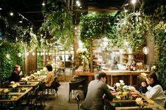 Restaurant design, Flower cafe, Coffee shop design, Cafe int… – About Designs