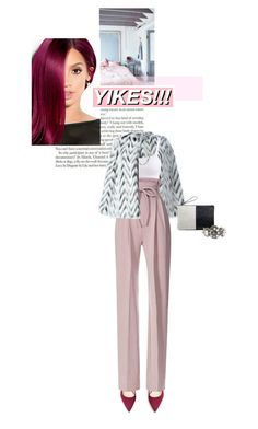 """1331. Oh, all right, I say, I'll save myself."" by tripmywire ❤ liked on Polyvore featuring moda, Zara, MICHAEL Michael Kors, Rodarte, Givenchy, Jaunt y Betsey Johnson"