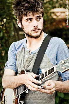 Ok, we are going to get married and have babies and love you forever!!!!!!! Winston Marshall, just come into my life NOW!!!!!!!!!!