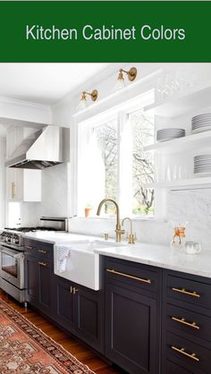 Save Money Using Cabinet Refacing For Your Kitchen Remodel #Kitchen #Cabinet #Colors...
