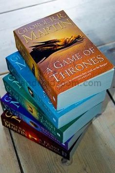A Song of Ice and Fire collection