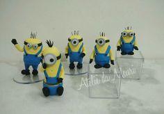 Ateliê da Meuri Personalizados Minions