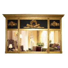 Found it at Wayfair - Royal Knight Mirror