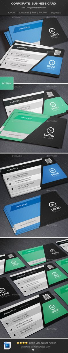 Corporate Business Card Template PSD   #businesscard #businesscardpsd   Buy and Download: http://graphicriver.net/item/corporate-business-card/9173972?WT.oss_phrase=&WT.oss_rank=45&WT.z_author=oksrider&WT.ac=search_thumb&ref=ksioks