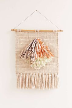 Charlie Woven Wall Hanging Urban outfitters