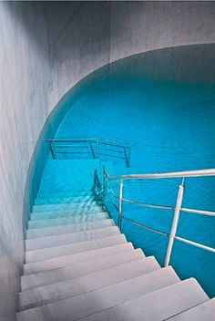 Stair Pool