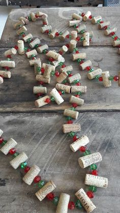 How To Make Wine Cork Crafts For Kids? SumcocoYou can find Wine cork art and more on our website.How To Make Wine Cork Crafts For Kids? Wine Craft, Wine Cork Crafts, Wine Bottle Crafts, Wine Bottles, Crafts With Corks, Stick Crafts, Funny Christmas Tree, Christmas Holidays, Christmas Decorations