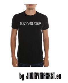 Pánske Hudobné Tričko Kapely BLACK VEIL BRIDES LOGO (Jimmy Market) Hot  Topic 27b258f31c