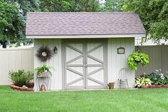 Outdoor inspiration pics :: Shed042justagirlblog.jpg picture by jengrantmorris - Photobucket