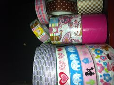 Some of my craft tapes from Japan.....V
