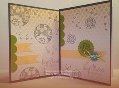 Ideas for the Paper Pumpkin Welcome Kit using Circle Circus from Stampin' Up!