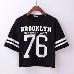 áo croptop tay sọc 76- sỉ 28k