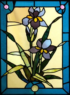 mote-historie:  Stained Glass Window by Róth Miksa (Hungarian, 1865-1944) Art Nouveau