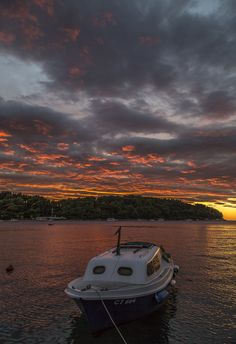 Cavtat - The Center of Konavle Region Sunset Pictures, Sunset Pics, Dubrovnik Croatia, Travel Maps, Amazing Photography, Travel Guide, Sailing, Tourism, Places To Go