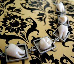 Molar Mayhem - Tooth Bracelet