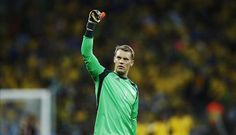 Manuel Neuer has made twice has many saves as Julio Cesar in this game. #BRA #GER